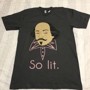 New!!! Men's American Apparel Tee-Shirt, Size S
